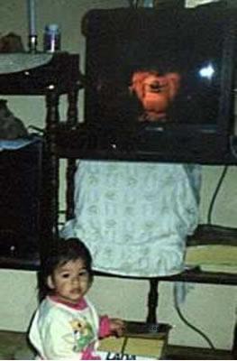 X-File 5 - Fernseher