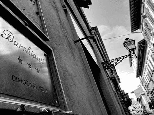 Spukhotels: Hotel Burchianti, Florenz