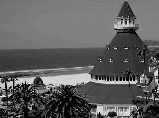Spukhotels: Hotel Del Coronado, Kalifornien