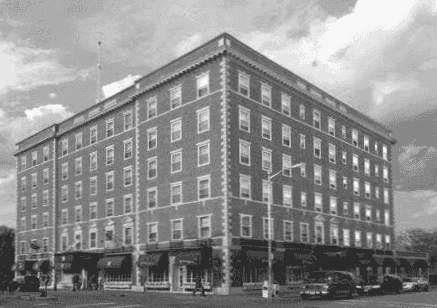 Spukhotels: Hawthorne Hotel, Massachussettes