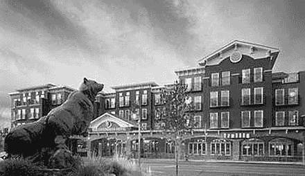 Spukhotel: The Heathman Hotel, Portland