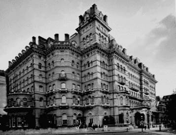 Spuk-Hotel: The Langham, London