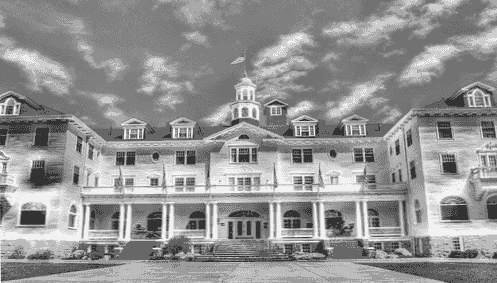 Spukhotels: The Stanley Hotel, Colorado