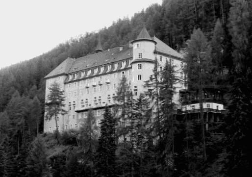 Spukhotel: Hotel Val Sinestra, Schweiz