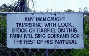 Männer die Sopran singen