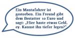 Mantawitze - Bestattung - Tiefer gelegt