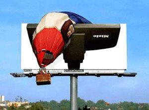 Staubsauger zieht Heißluftballon vom Himmel