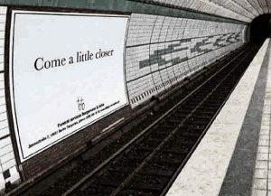 """""""Komm ein wenig näher"""" - Bestattungsinstitut"""