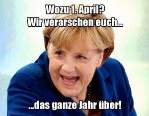 Politiker / 1. April - Das ganze Jahr über verarschen