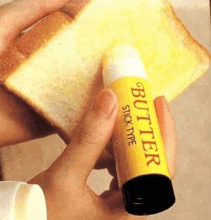 Aus Japan: Butter aus dem Stick