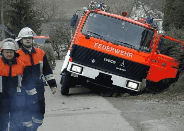 Feuerwehr lustige Bilder