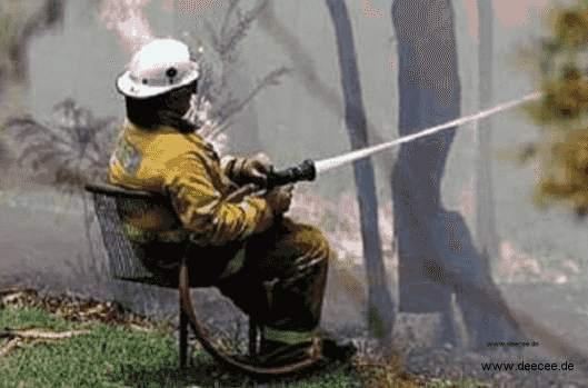 Feuerwehrmann