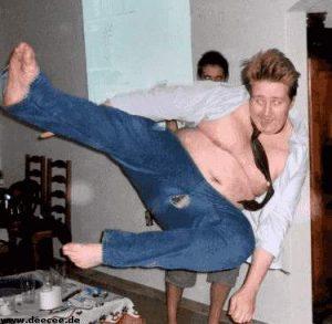 Karate - mißlungen?