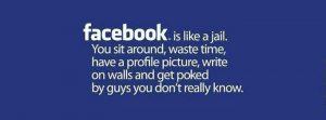 FaceBook ist wie ein Gefängnis
