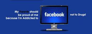 Süchtig nach FaceBook - aber keine Drogen