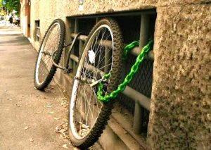 Neue Art Fahrräder zu stehlen