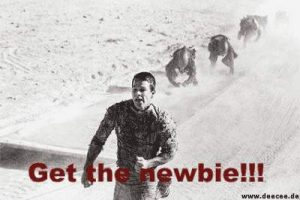 Schnappt euch den NewBie