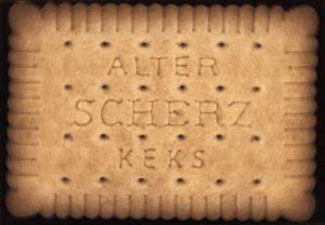 Alter Scherz-Keks