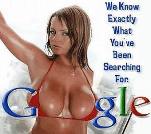 Google - Wir wissen genau wonach Du suchst
