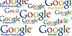 Google - Suche, Mail, etc.