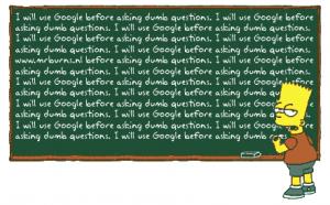 Bart Simpson - Google Suche