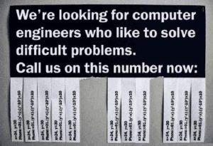 Suchen Sie einen Programmierer Job?