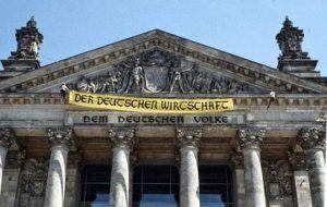 Der Deutschen Wirtschaft - Reichstag