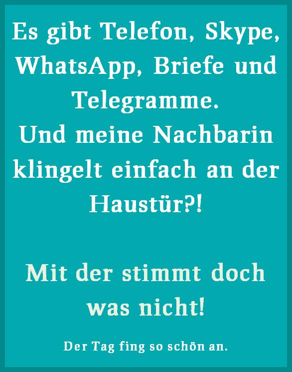 gute whatsapp sprüche