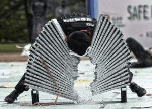 Karate - Lustige Sport Bilder