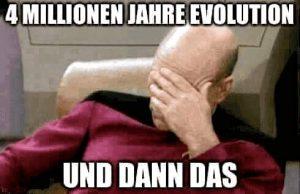 Picard - 4 Millionen Jahre Evolution - Und dann das!
