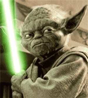 Yoda Spruche Star Wars Special